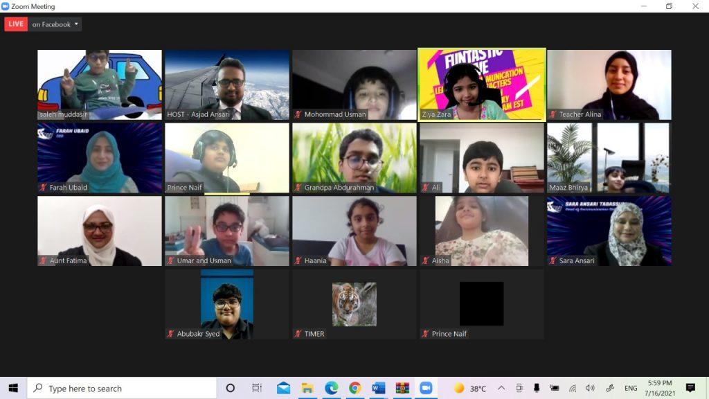 Funtastic Fun - Communication Workshop